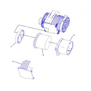 3327333 индикатор необходимости замены воздушного фильтра