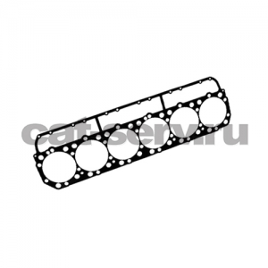 6I4024 прокладка пластины блока цилиндров