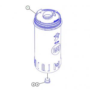 3621163 фильтр гидравлический
